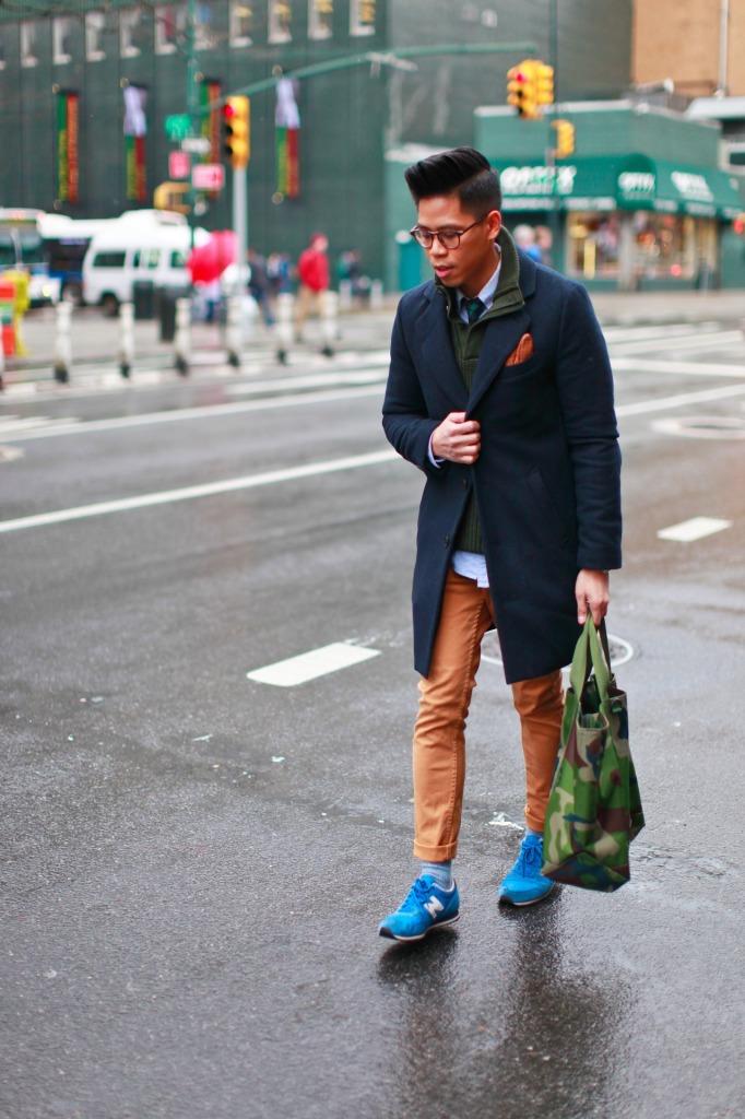 Cách chọn áo khoác nam với những người dáng thấp lùn - 4