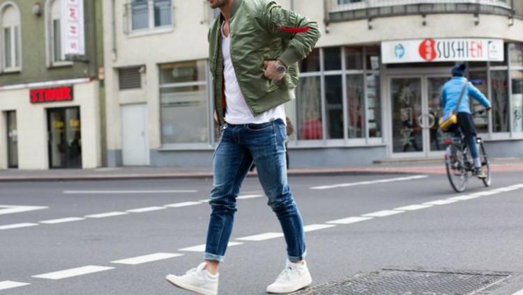 Lưu ý khi mặc quần jean skinny cho nam giới - 3