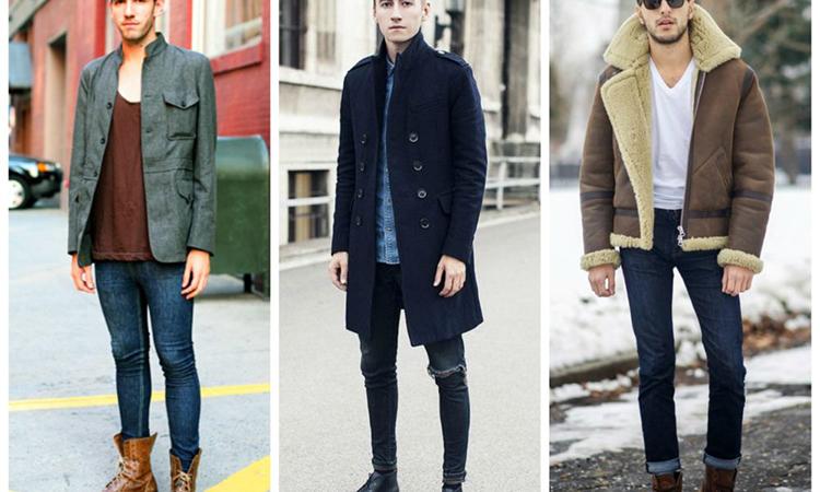 Lưu ý khi mặc quần jean skinny cho nam giới - 1