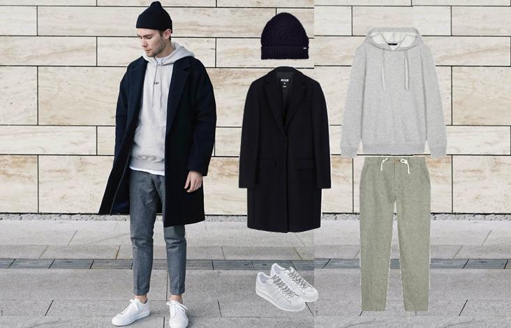 Cách phối đồ hoodie nam cực chuẩn men - 2