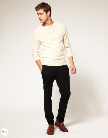 Cách phối giày da và áo nam thích hợp - 5