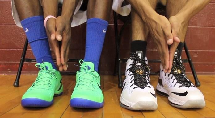 Cách chọn giày thể thao nam chơi bóng rổ chuẩn chuyên nghiệp - 1