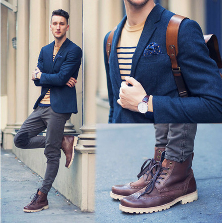 Cách phối trang phục cơ bản cho nam sinh viên - 4