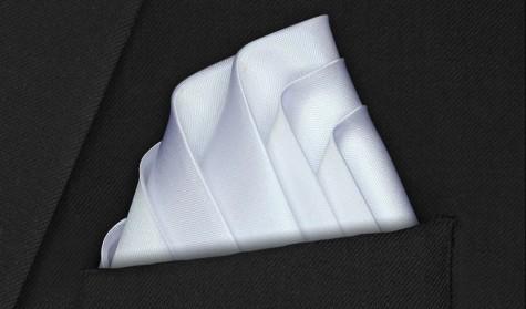 Chọn khăn pocket square cho áo vest nam thời trang và lịch lãm - 2