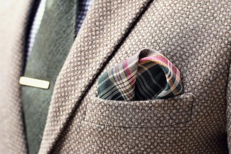 Chọn khăn pocket square cho áo vest nam thời trang và lịch lãm - 4