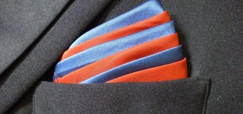Chọn khăn pocket square cho áo vest nam thời trang và lịch lãm - 3