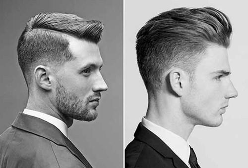 Kiểu tóc nam chất phái mạnh nên thử một lần trong đời - 1