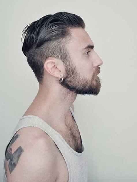 Kiểu tóc nam chất phái mạnh nên thử một lần trong đời - 4