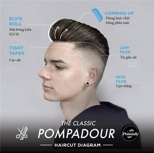 Kiểu tóc nam chất phái mạnh nên thử một lần trong đời - 13