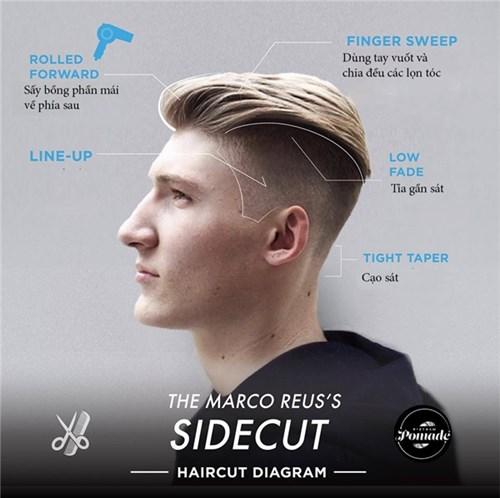 Kiểu tóc nam chất phái mạnh nên thử một lần trong đời - 18
