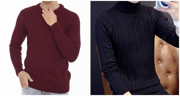 Hàng loạt mẫu áo len mới đã có mặt tại 4men - 1