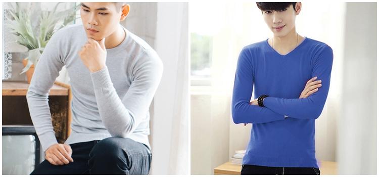Hàng loạt mẫu áo len mới đã có mặt tại 4men - 4