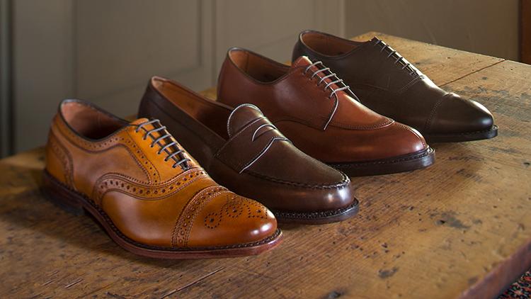 Cách chọn giày tây cơ bản cho nam giới - 1