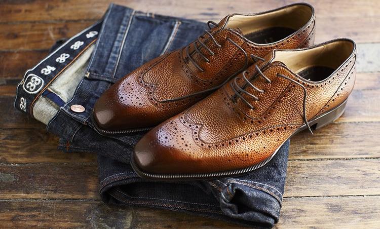 Cách chọn giày tây cơ bản cho nam giới - 4