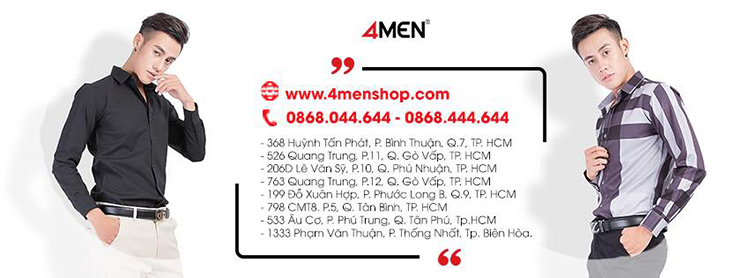 Lý do 4men chọn vải cotton may sơ mi nam - 4