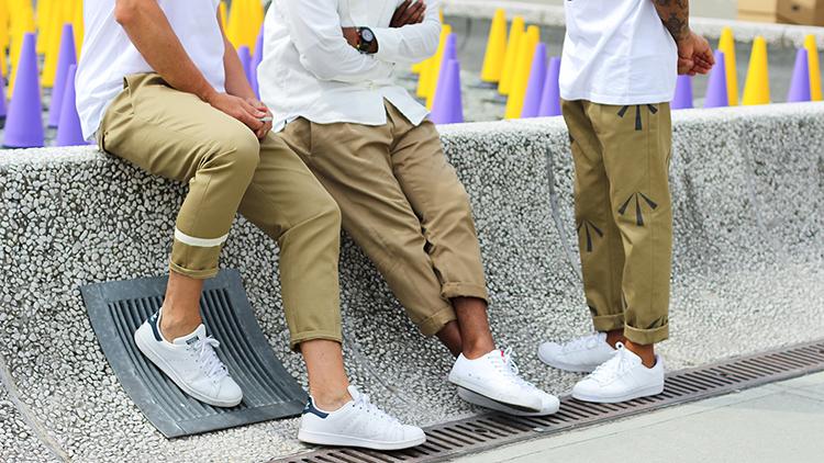 Chọn giày phù hợp với quần kaki - 2