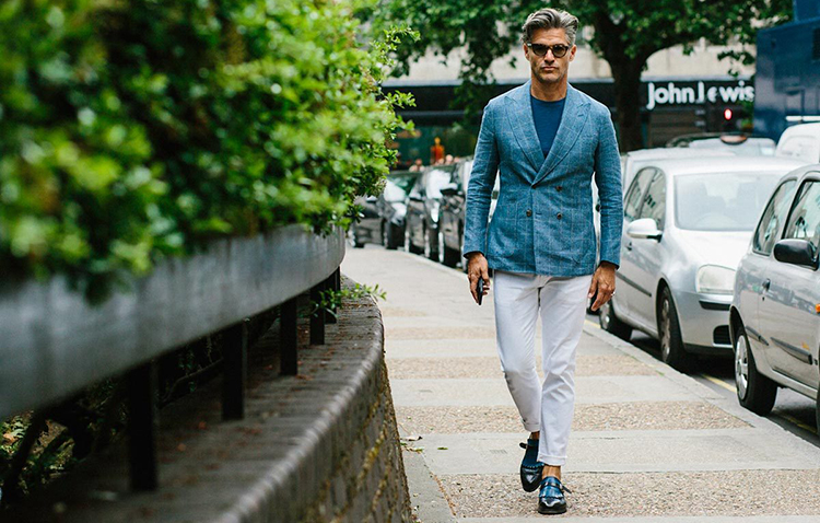 Chọn giày phù hợp với quần kaki - 4