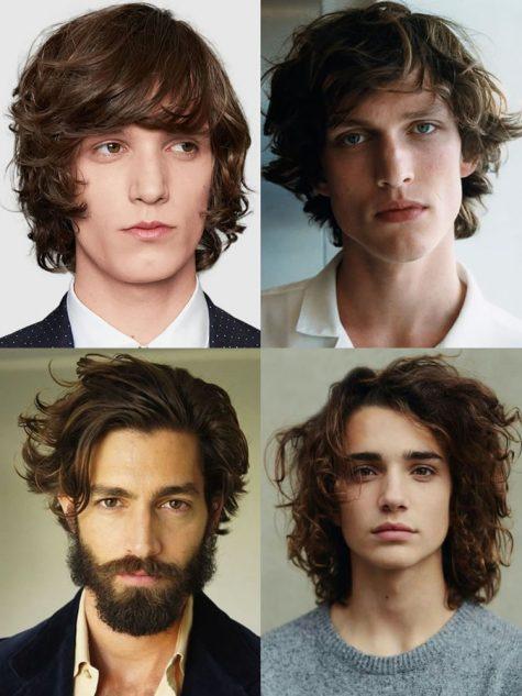 Bí quyết giúp các bạn nam nuôi tóc dài đúng cách - 1