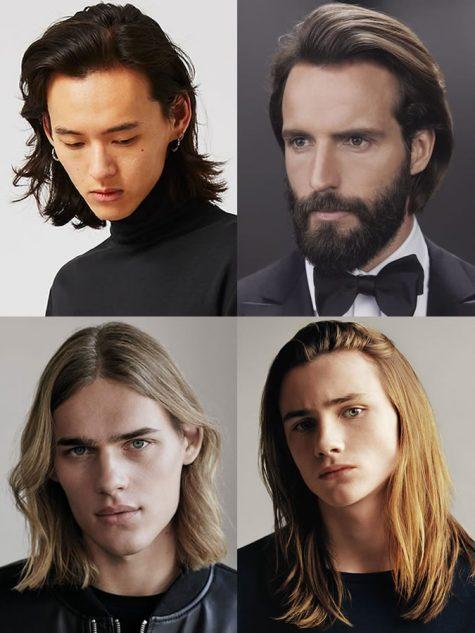Bí quyết giúp các bạn nam nuôi tóc dài đúng cách - 3