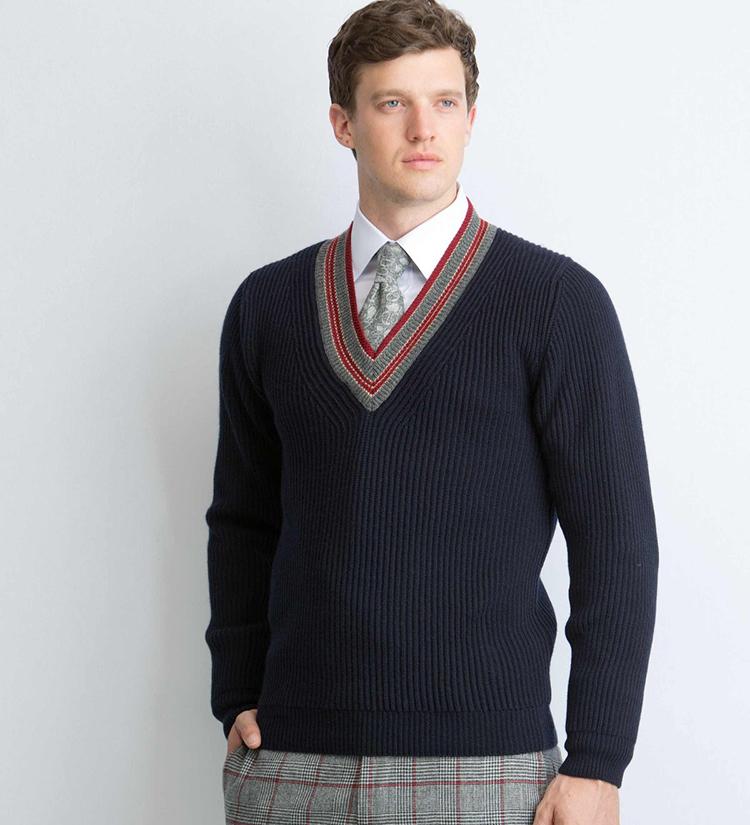 Chọn áo len cho chàng béo - 2
