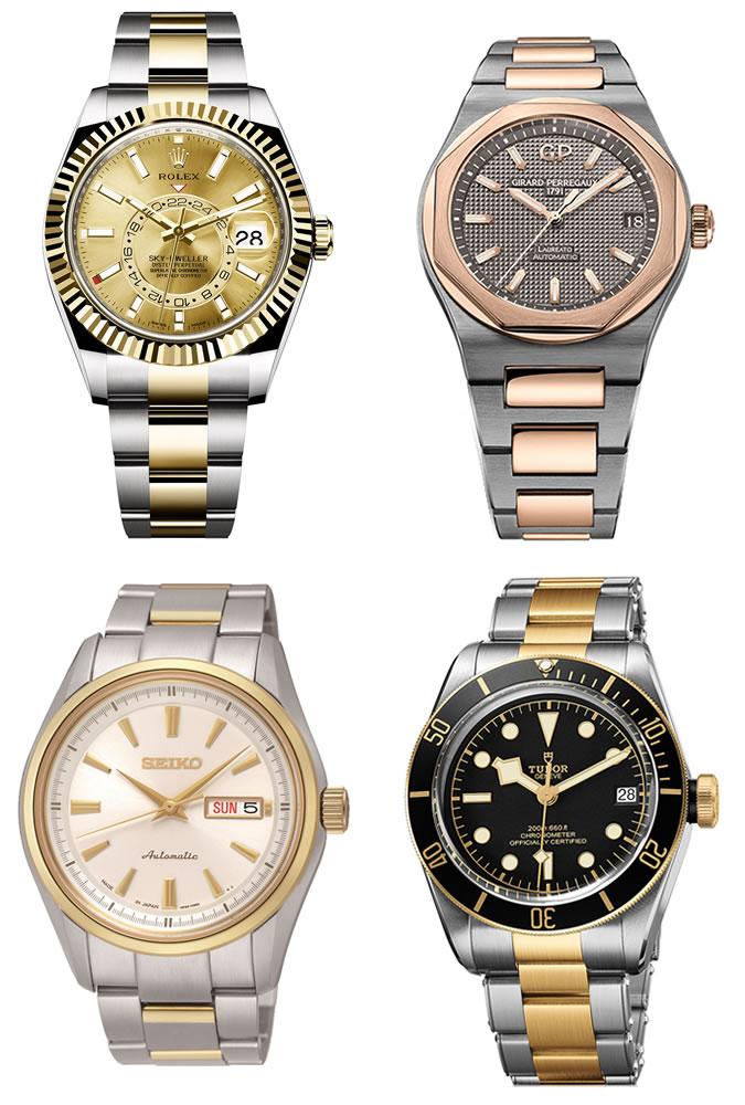 Giới thiệu xu hướng đồng hồ nam 2018 - 3