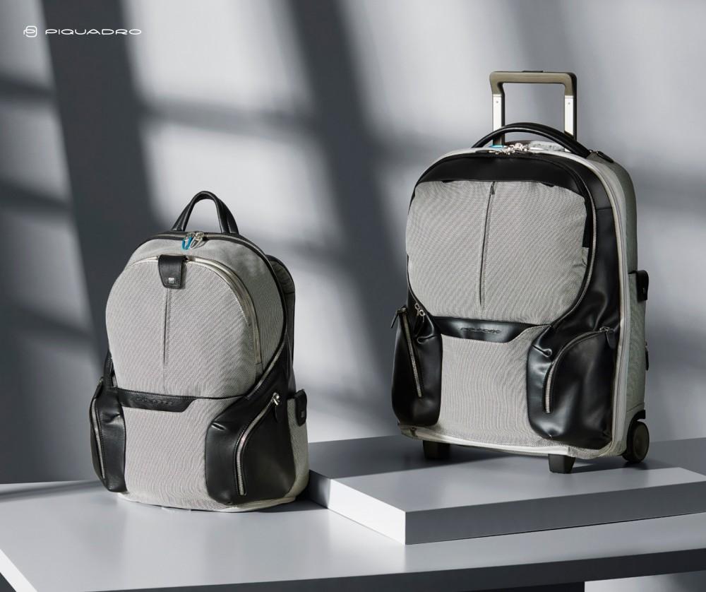 Piquadro nhuốm màu thu với túi xách da đẳng cấp dành cho nam - 2