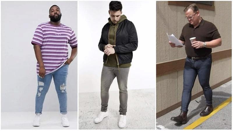 Mẹo mặc quần jean skinny cho những chàng trai to cao - 2