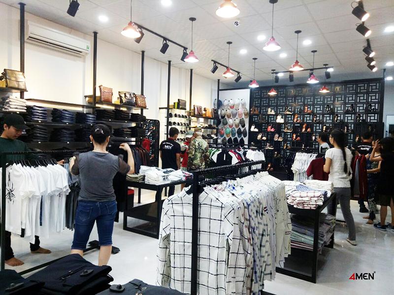 Khám phá địa điểm mua sắm mới toanh của nhà 4men - 3