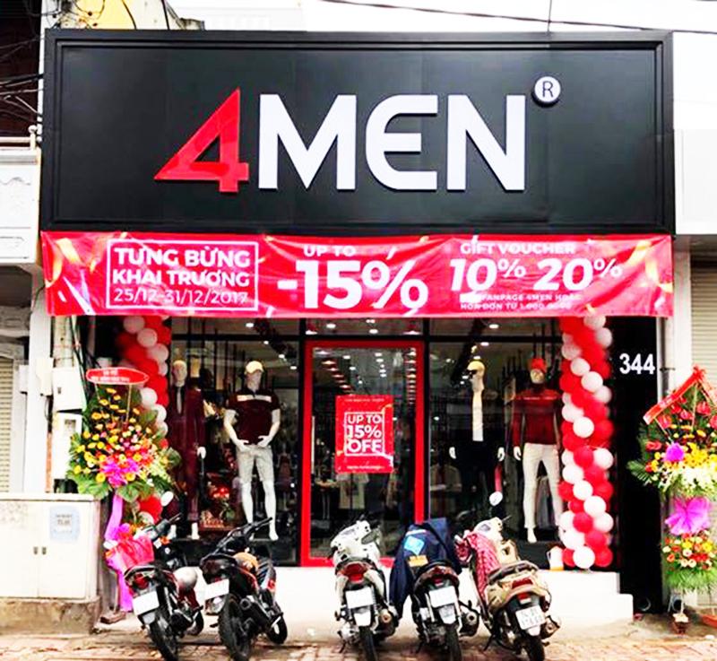 Khám phá địa điểm mua sắm mới toanh của nhà 4men - 1