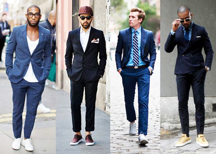 Lý do đàn ông nên có một chiếc quần tây ống côn ly đứng - 4
