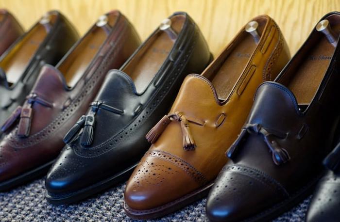 Chọn giày hợp phong cách với quần tây nam - 3