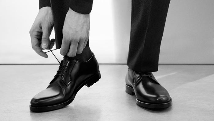 Chọn giày hợp phong cách với quần tây nam - 2
