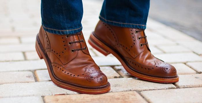 Người thấp nên chọn giày thế nào - 1