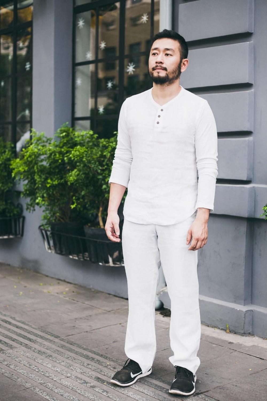 Cách chọn màu sắc quần áo giúp cho các quý ông hợp tuổi phong thủy - 1
