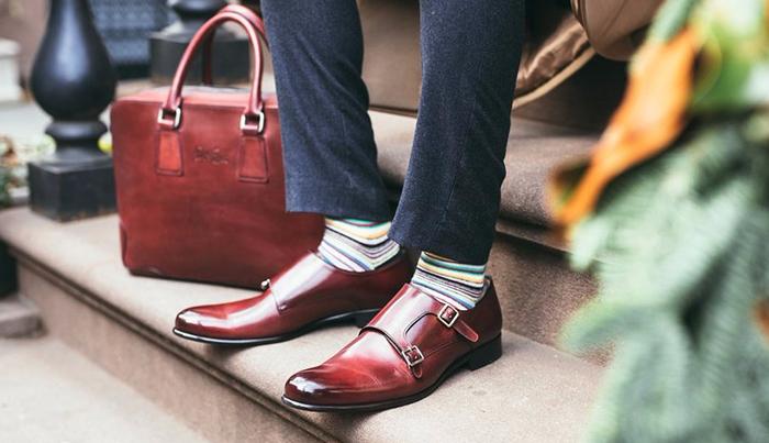 Chọn giày hợp phong cách với quần tây nam - 4