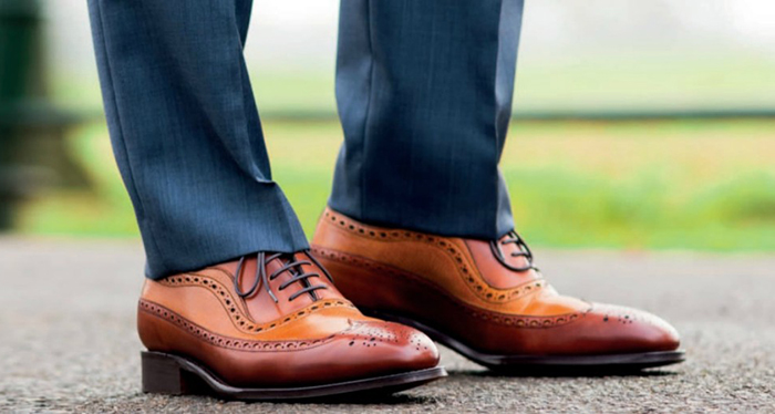 Chọn giày hợp phong cách với quần tây nam - 1