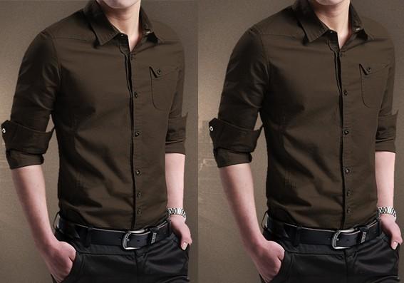 Mua áo sơ mi nam giá bao nhiêu thì hợp lý - 3