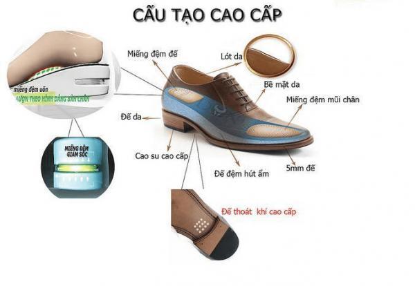 Cách lựa chọn giày vừa chân dành cho các bạn nam - 3