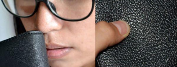 5 mẹo đơn giản phân biệt đồ da thật giả - 1
