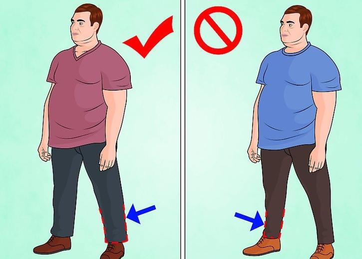 Mẹo lựa quần áo đúng cách cho các bạn nam có form người mập - 2