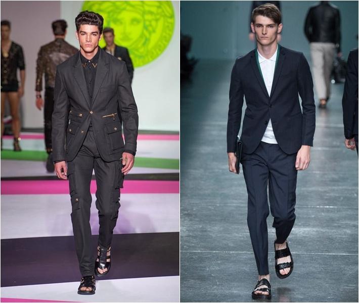Tuyệt chiêu diện giày sandal dành cho các quý ông - 2