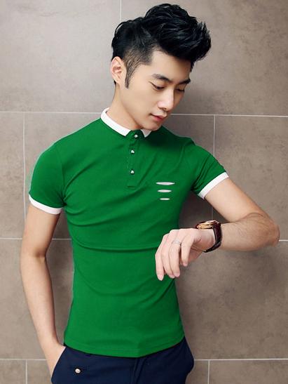 Cách chọn size áo thun nam chuẩn - 4