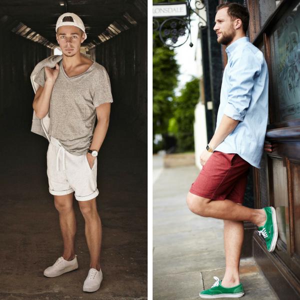Những quy tắc chọn mua quần short nam - 2