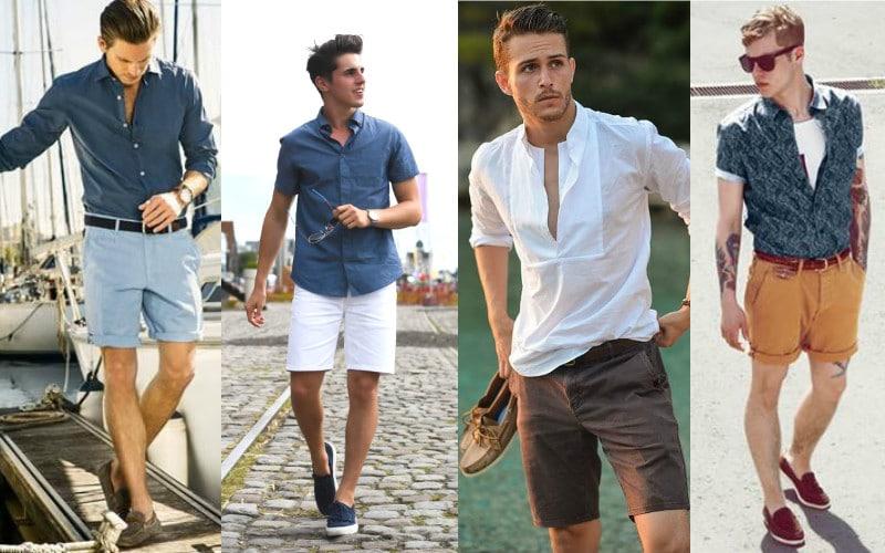 Những quy tắc chọn mua quần short nam - 4
