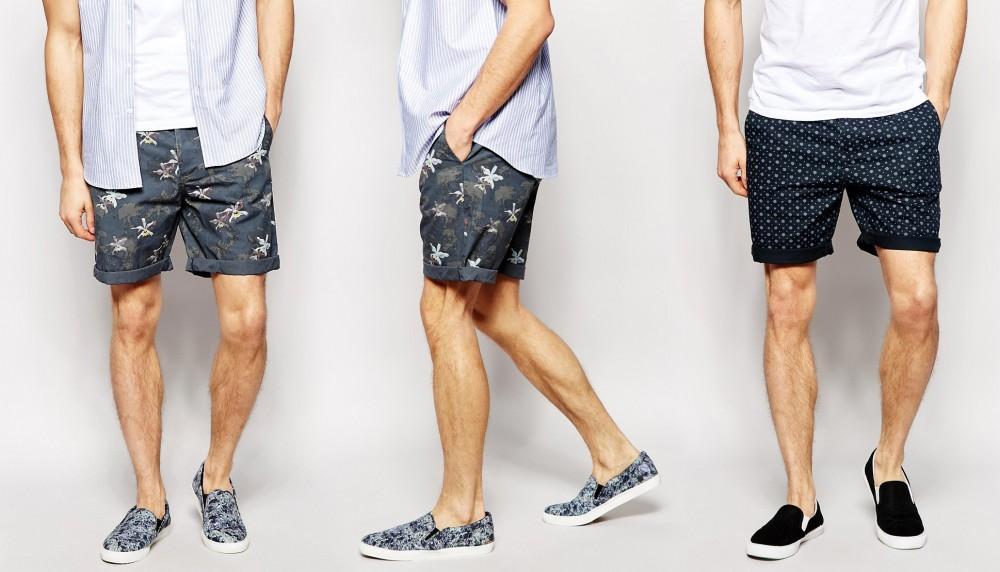 Cách chọn quần short nam cho các chàng trai thấp lùn - 3