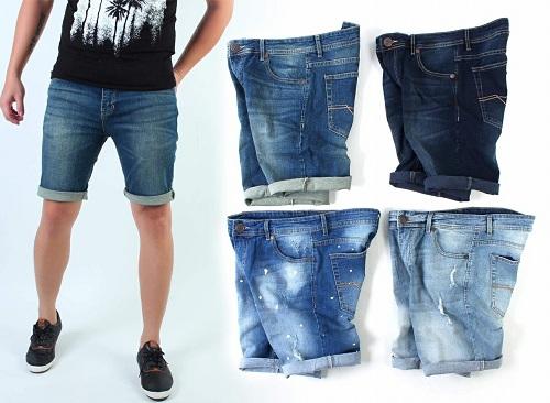 Cách chọn quần short nam cho các chàng trai thấp lùn - 1