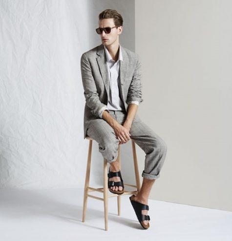 Cách phối đồ cùng giày sandal nam trong dịp hè - 6