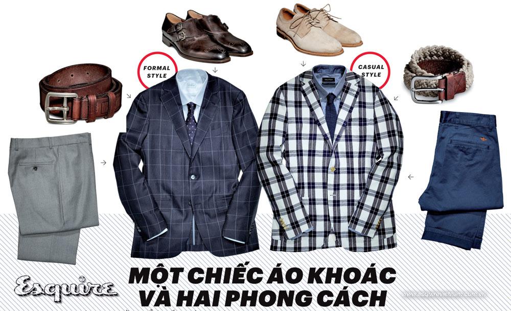 4 lưu ý khi chọn mua áo blazer nam - 1