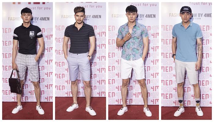 Fashion show by 4men tất cả chỉ mới bắt đầu - 6