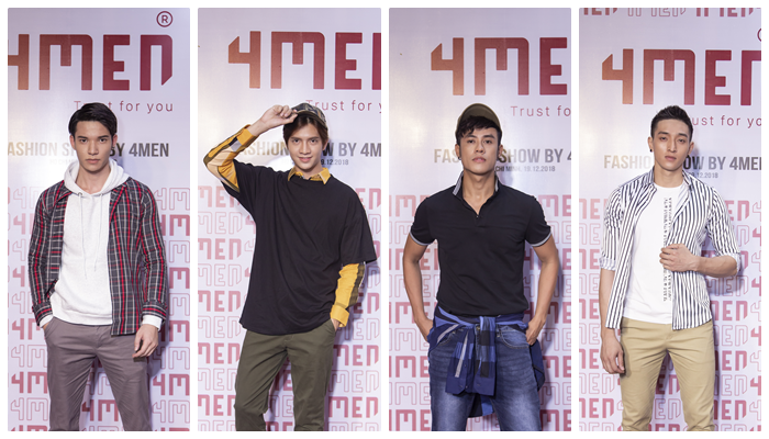 Fashion show by 4men tất cả chỉ mới bắt đầu - 5